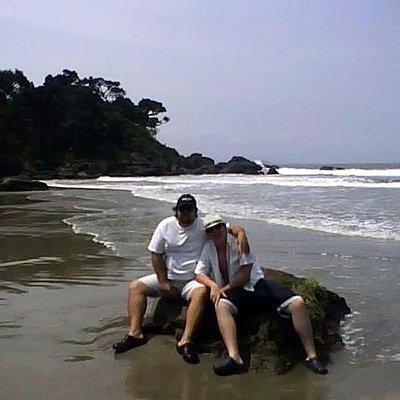 praia mais deserta