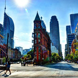 Reportedly Toronto's most photographed building