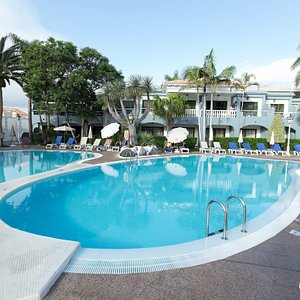The Main Pool at the Colon Guanahani - Adrian Hoteles