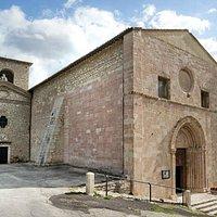Chiesa di Sant'Agostino, Cascia