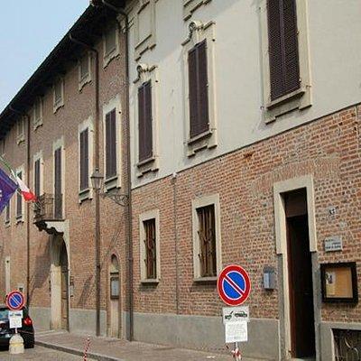 il museo è ospitato al secondo piano del Comune