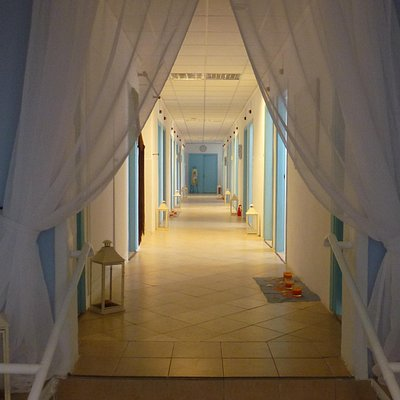 spa rooms for therapies