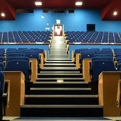 Auditorium, Gracie Fields Theatre