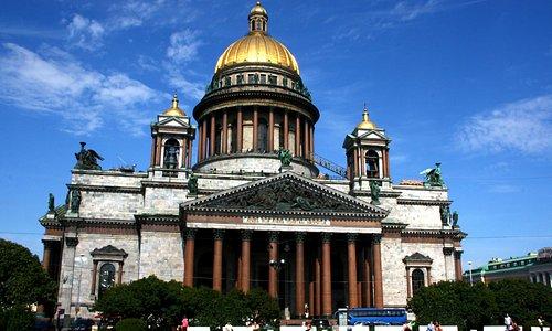 Монферран О. Исакиевский собор