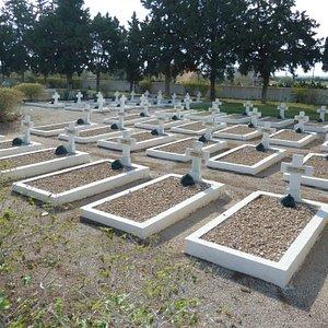 Autre vue du cimetière