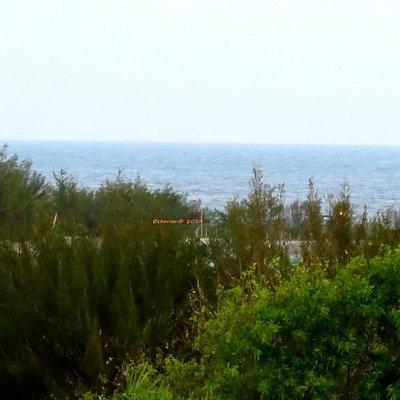 The Indian Ocean - Parangtritis area