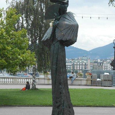 Памятник Сиси