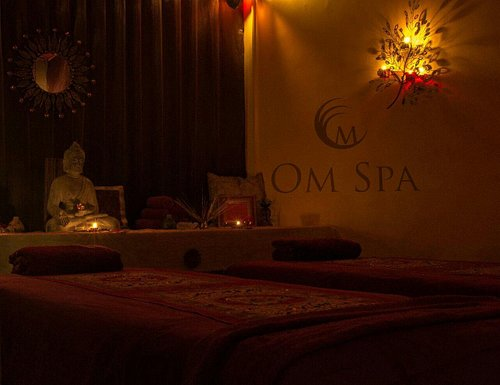 Our couple  treatment room