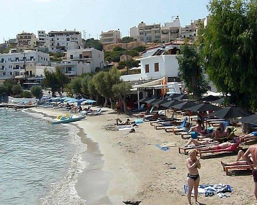 View of Ammoudi Beach