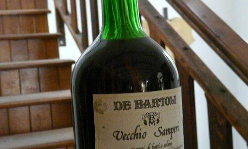 De Bartoli 'signature' wine
