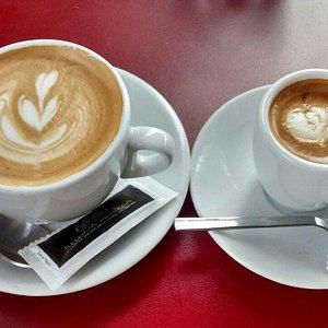 Un buen café! ��
