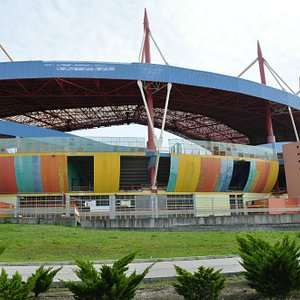 Outside view.