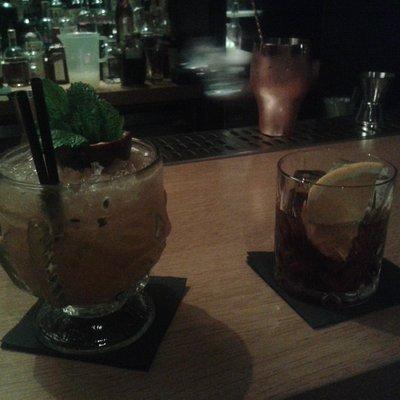 Tiki... cocktail en Good fellas cocktail