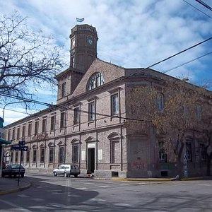 Frente del Museo Salesiano