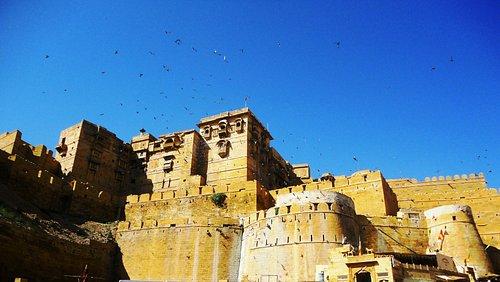 Jaisalmer Fortress