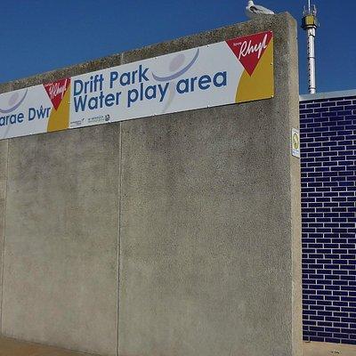 Drift Park, Rhyl
