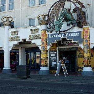 Lazer Zone, Rhyl