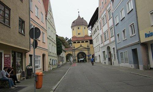 Altstadt Westertor