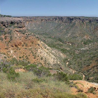 Charles Knife Canyon