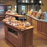 Wonderful fresh baked bread and pastries.