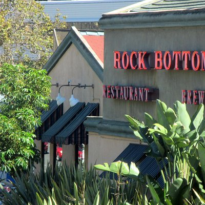 Rock Bottom Brewery, San Diego, Ca