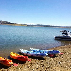 At Lake Burrendong