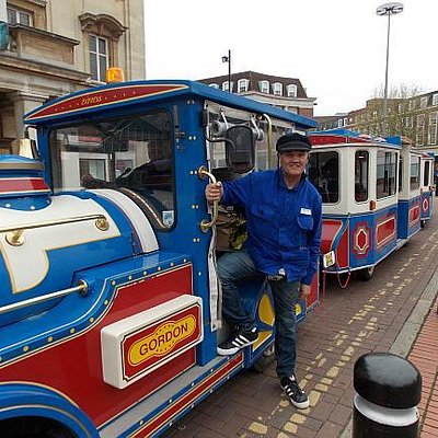 Hull Land Train owner Mally