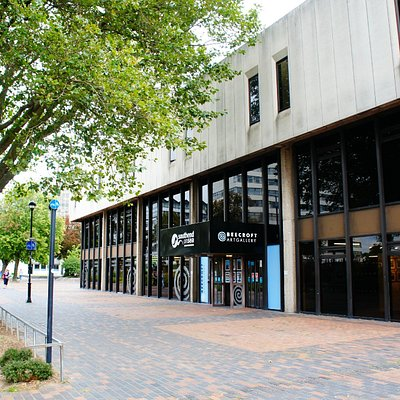 The new home of the Beecroft Art Gallery on Victoria Avenue