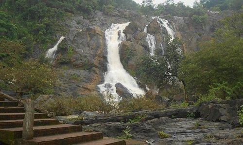 HIrani falls