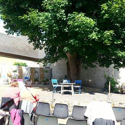 Toskana-Therapie, Aufführung im Juni 2014