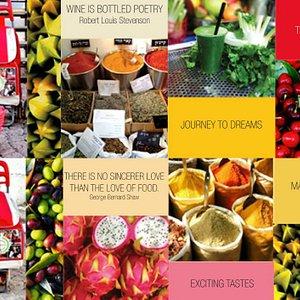 culinary tours colas Master Market