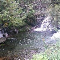 Suchurum waterfall