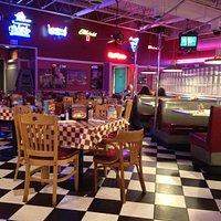 Zebbs dining room