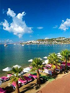 The lovely seaside cafes of Bodrum, St Tropez of Turkey