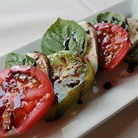 Housemade Mozzarella and Tomato