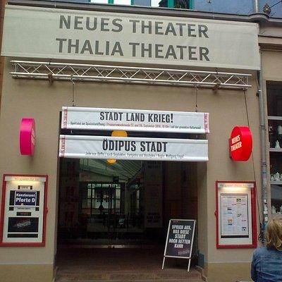 Neues Theater, Halle