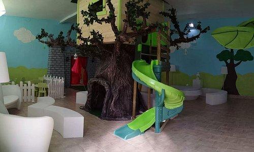 La casetta sull'albero,