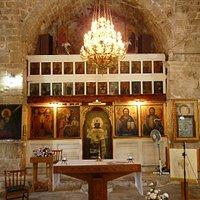 Agia Kyriaki - interior