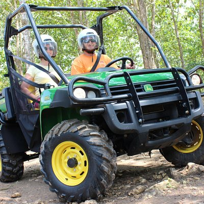 Island Buggies at CHUKKA Good Hope Estate