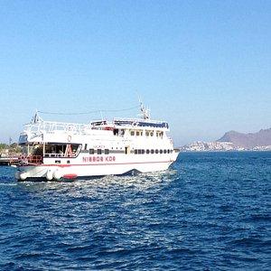 Laumzis boot naar Bodrum