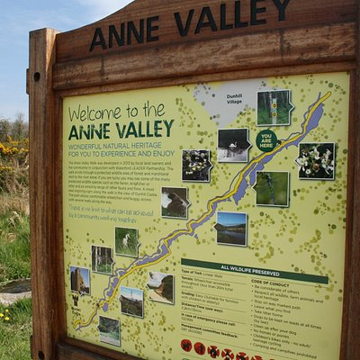 Anne Valley Wallk, Dunhill, Waterford