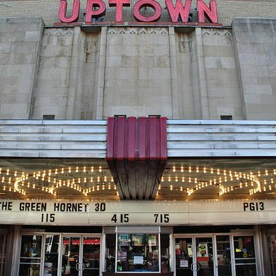 Uptown Theater - Cleveland Park