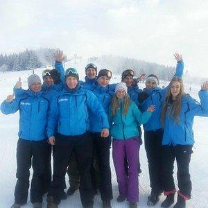 Zapraszamy na lekcje nauki jazdy na nartach i snowboardzie.