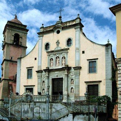 Chiesa S. Maria Assunta - S. Piero Patti