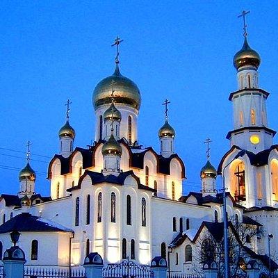 Храм Сургута