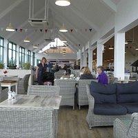 Highfield Garden World Restaurant interior