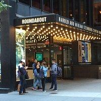 Laura Pels Theater