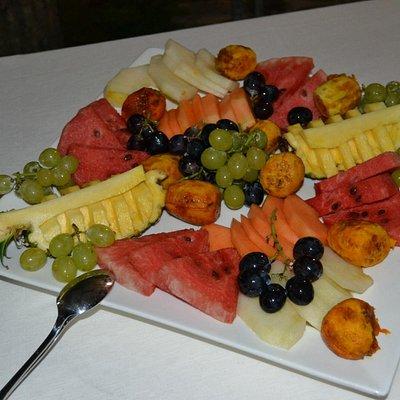 Delizia di frutta