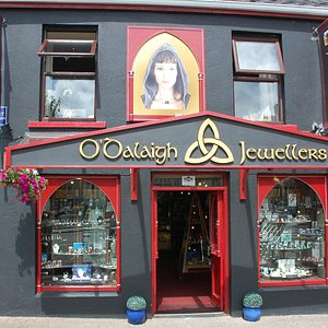 Flagship store in Clifden with a full workshop inside