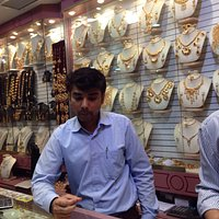 Gold City, Manama, Bahrain: limitless selection of high quality pieces.